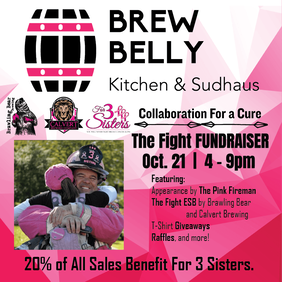 Brew Belly Fundraiser